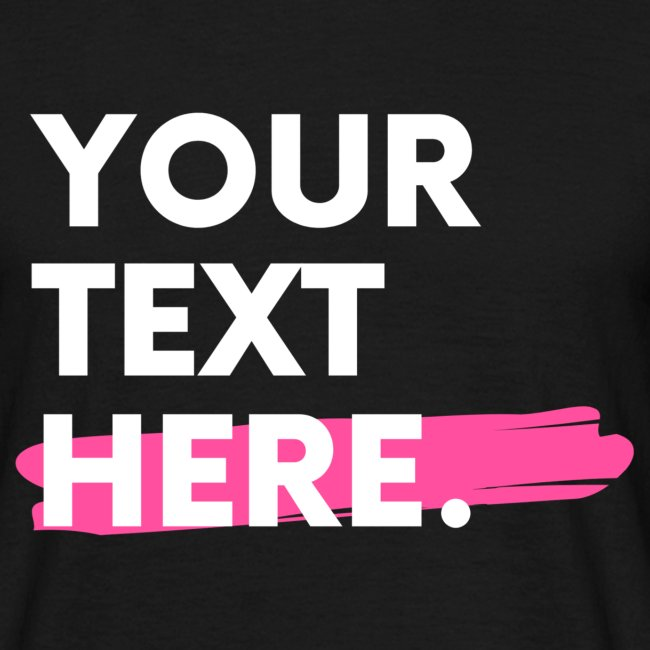 Your Text Here.