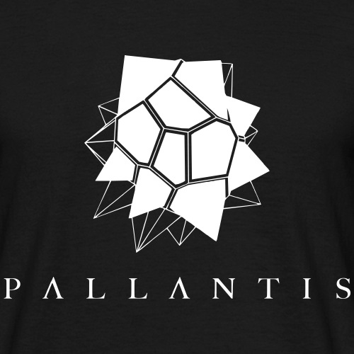 PAC - Pallantis Algorithmic Chandelier - 2013 - Men's T-Shirt