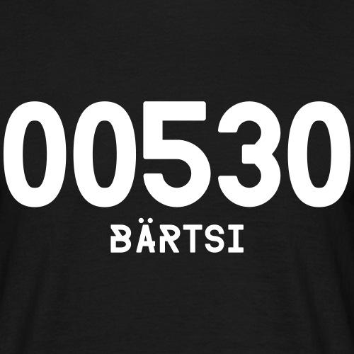 00530 BARTSI - Miesten t-paita