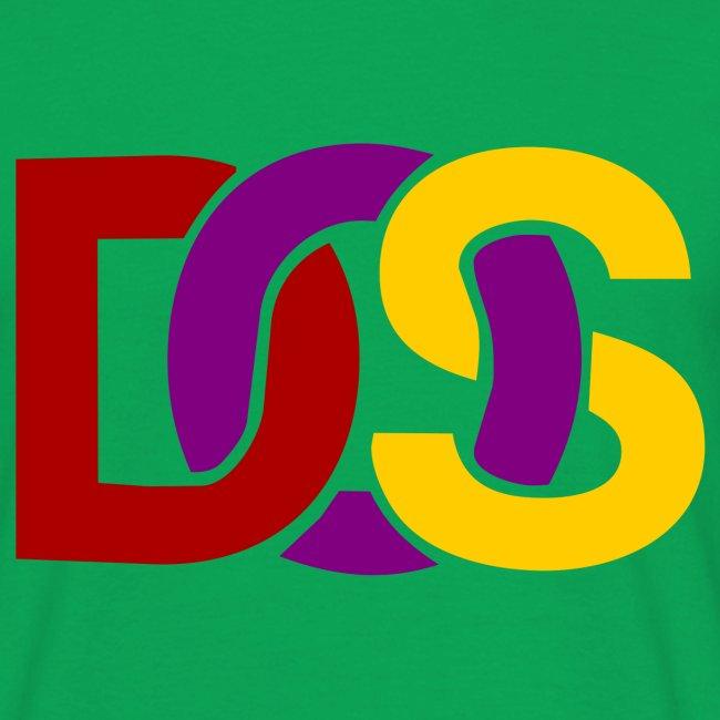 Retro MS DOS Logo