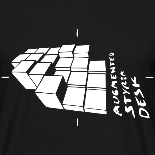 ASD - Augmented Styria Desk - 2010 - Men's T-Shirt