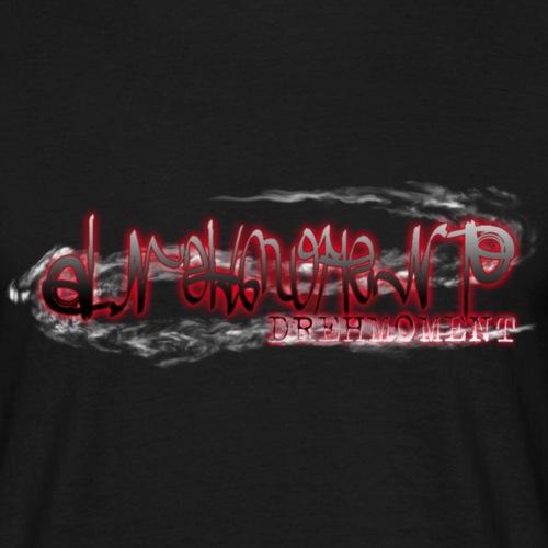 labelshirt drehmoment dust - Männer T-Shirt