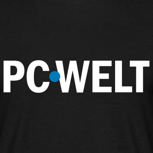 PC-WELT-Logo - Männer T-Shirt