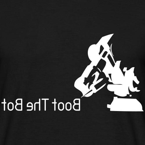 BTB - Boot The Bot - 2011 - Men's T-Shirt