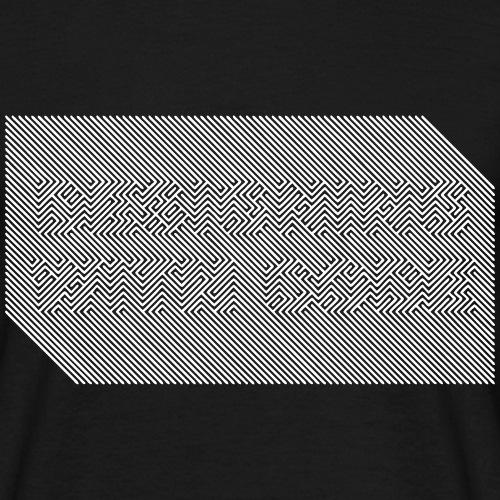 DesCode - Designing( with_code ) Maze - 2021 - Men's T-Shirt