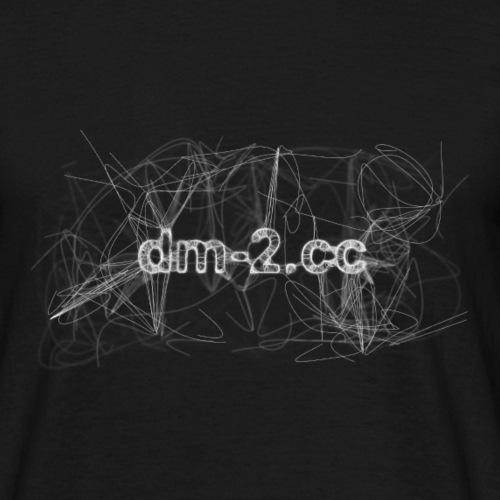 DM2 - dm-2.cc Traces - 2021 - Men's T-Shirt