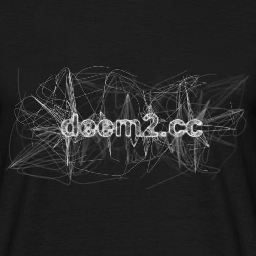 DM2 - deem2.cc Traces - 2021 - Men's T-Shirt