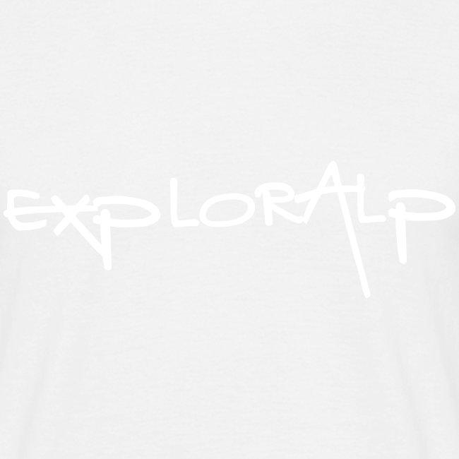 exploralp logo e testo