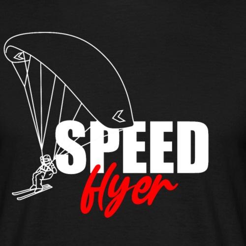 Speedflyer - Männer T-Shirt