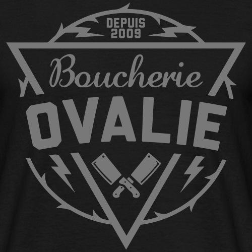 Boucherie Ovalie - T-shirt Homme