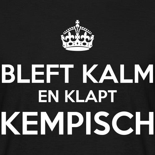 BleftKalm - Mannen T-shirt
