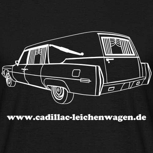 Leichenwagen - Männer T-Shirt