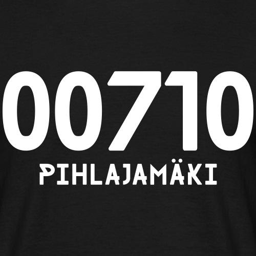 00710 PIHLAJAMA KI - Miesten t-paita