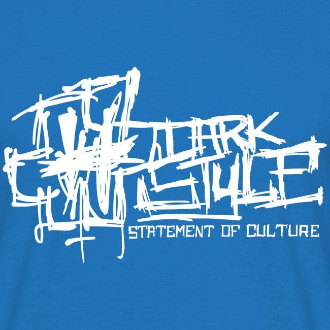 Ciemny Styl - Oświadczenie Kultury (biały)