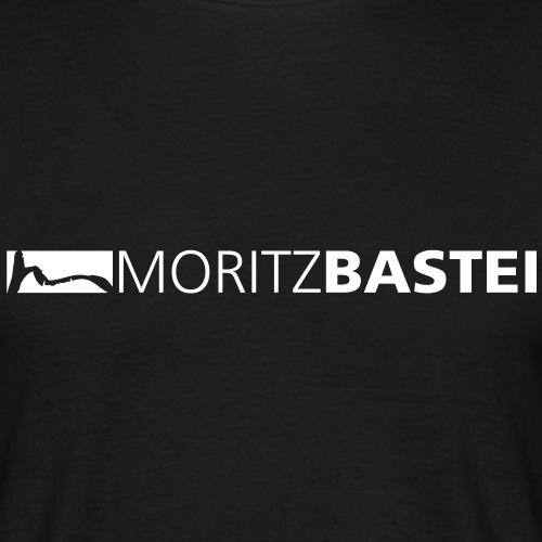 MORITZBASTEI Logo - Männer T-Shirt