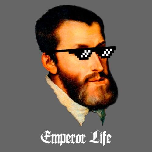 Carlos I y V de Alemania (Emperor Life)