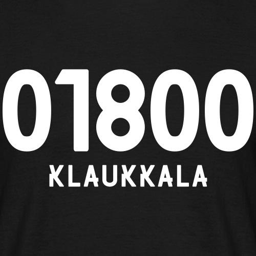 01800 KLAUKKALA - Miesten t-paita