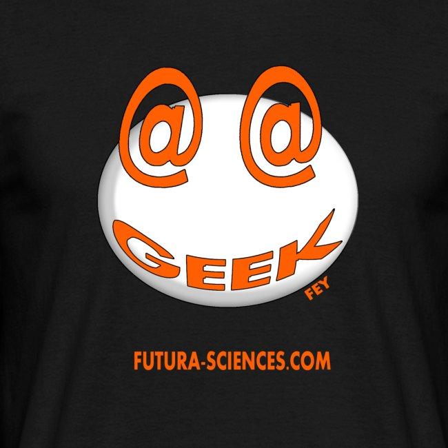 geek arobase orange
