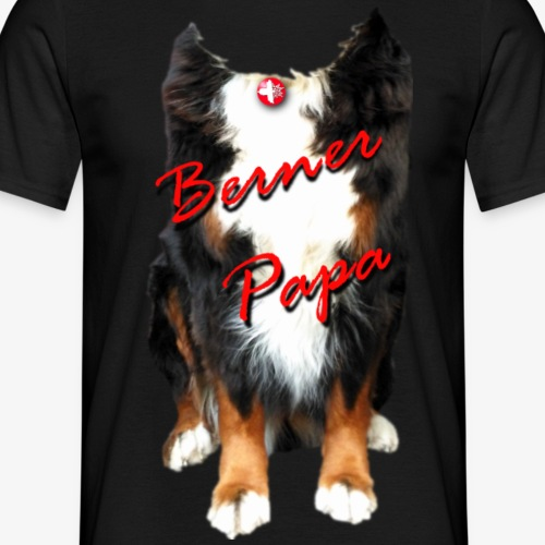 Anton free Papa - Männer T-Shirt