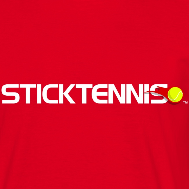 Stick Tennis Logo