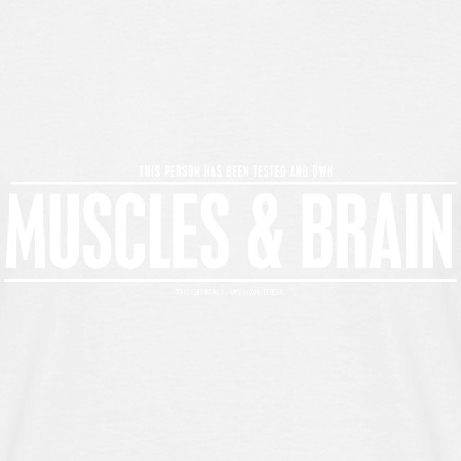 MUSCLES AND BRAIN W