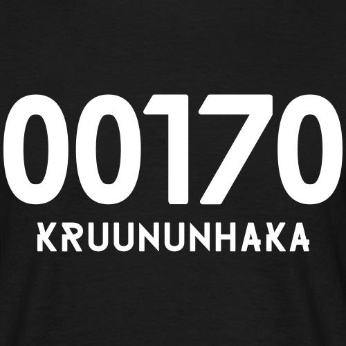 00170 KRUUNUNHAKA - Miesten t-paita