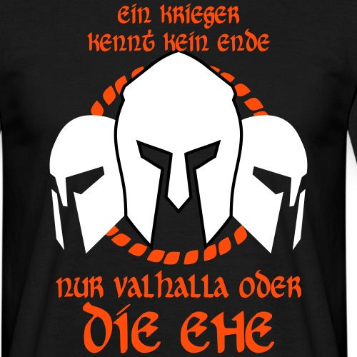 Polter TShirt Männer - Männer T-Shirt