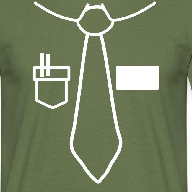 Tie-shirt