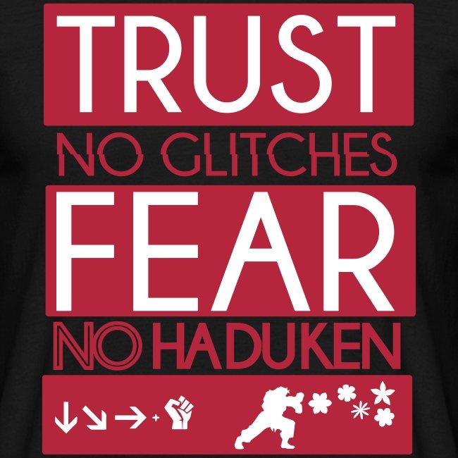 TRUSTNO GLITCHES FEARNOKE
