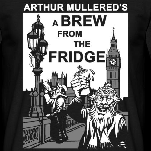 A Brew from the Fridge v1 - Men's T-Shirt