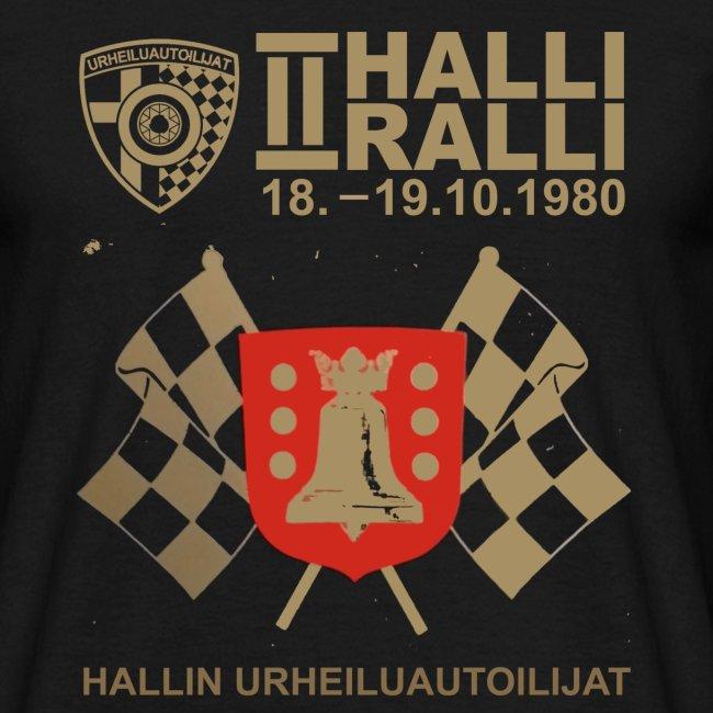 Halli Ralli 1980