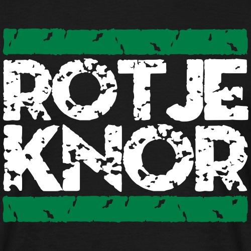 rotjeknor - Mannen T-shirt