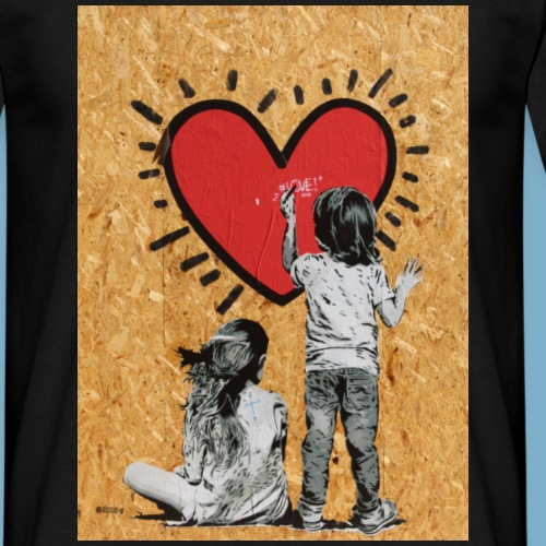 Kids Love - Männer T-Shirt