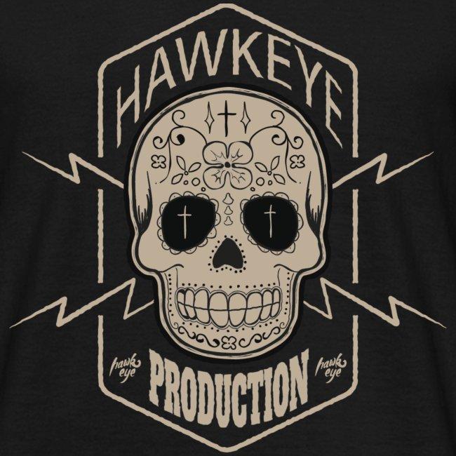 Hawkeye Skull