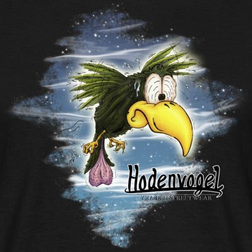 Hodenvogel - Männer T-Shirt
