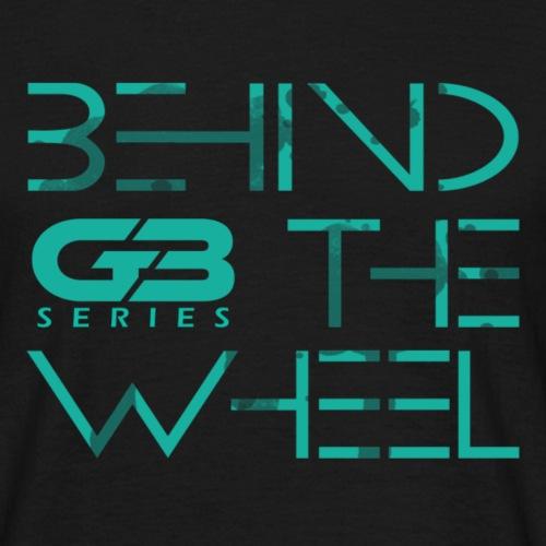 spread_behind-the-wheel - Männer T-Shirt