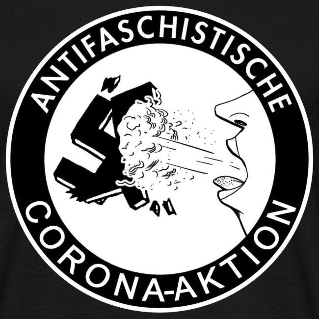 Antifaschistische Corona-Aktion