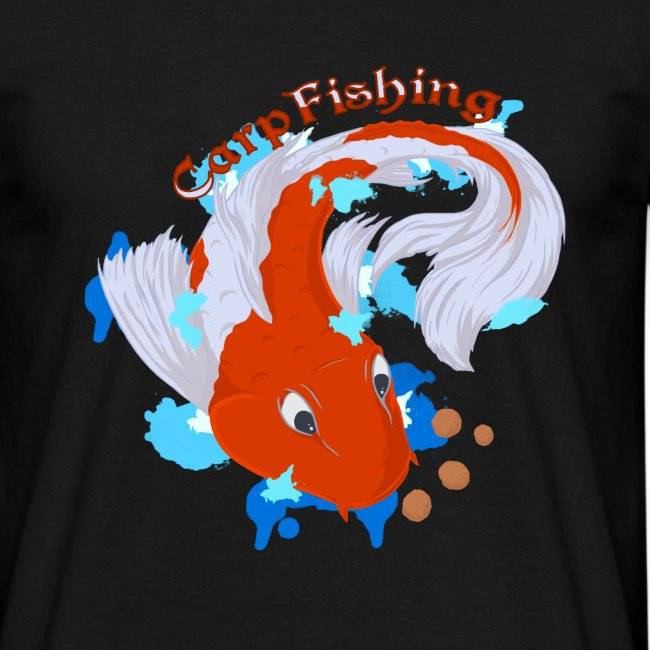 Carpa Koi - Carp Fishing