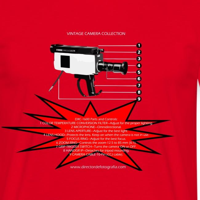 cámaras vintage DXC 1600