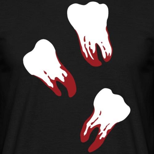Denti - Maglietta da uomo