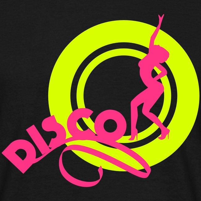 disco flle sexy qui danse