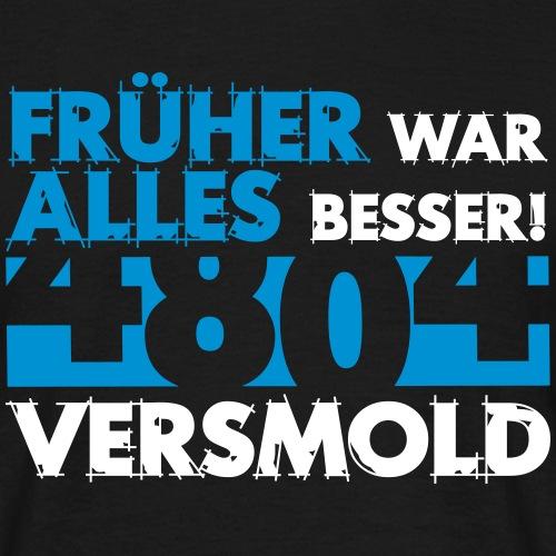 Früher 4804 Versmold - Männer T-Shirt