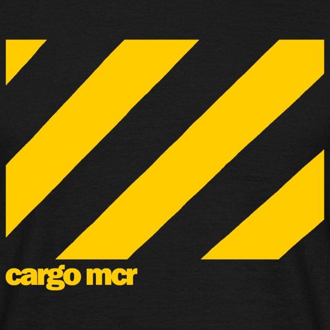 Cargo MCR stripe yellow