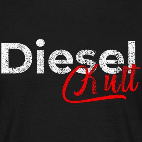 Dieselkult by Dieselholics I Für Diesel Freunde - Männer T-Shirt