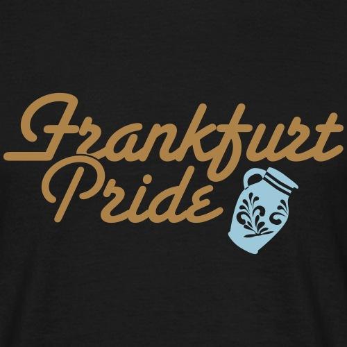 Frankfurt Pride Bembelche - Männer T-Shirt