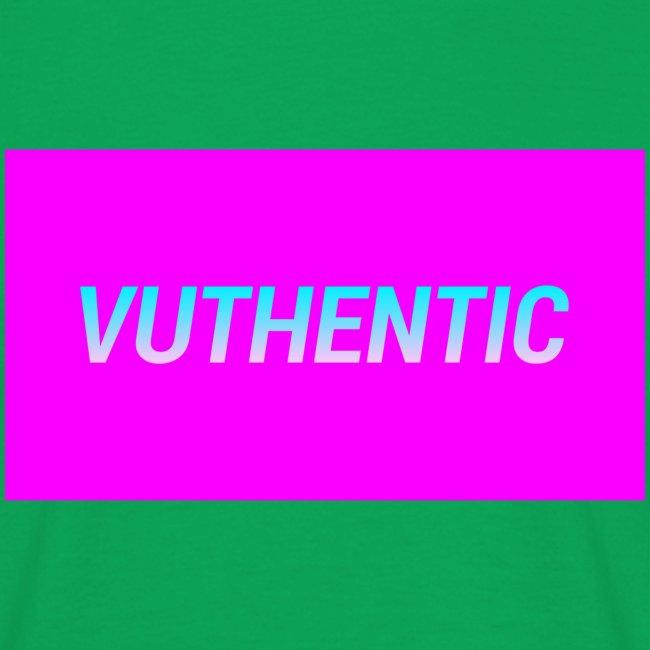 VUTHENTIC LOGO