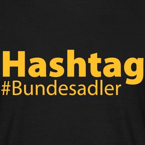HashTag #Bundesadler - Männer T-Shirt