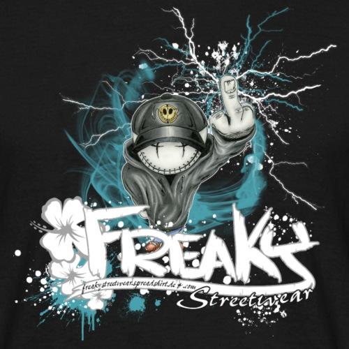 Little Freak Mascotte - Männer T-Shirt