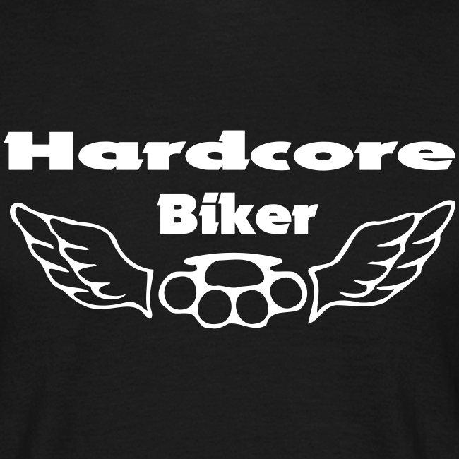 hardcore biker