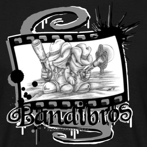 Bandibros I - Männer T-Shirt